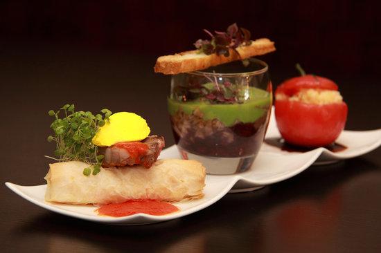 Jack & Jill Restaurant: Leonie Mill's signature Miniture Meals