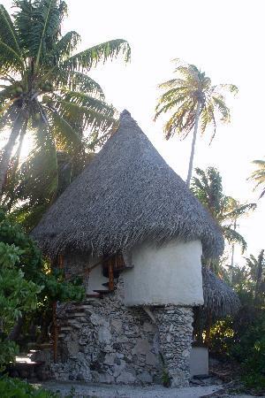 Tikehau Ninamu Resort: Robinson Crusoe bungalow
