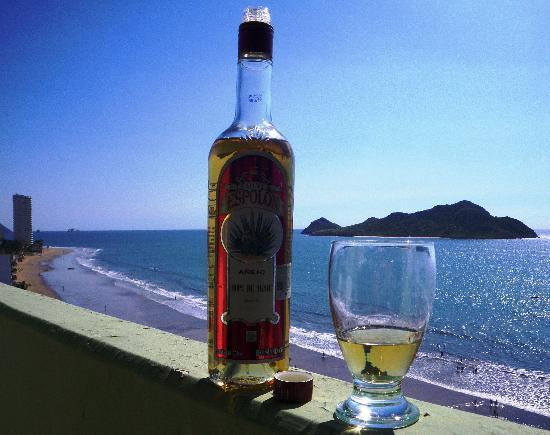 El Cid Marina Beach Hotel: view from the room