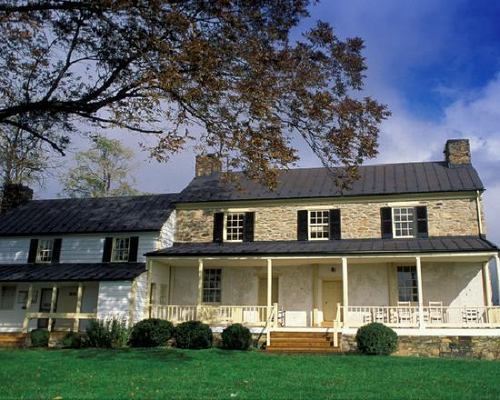 Sky Meadows State Park : Mount Bleak House