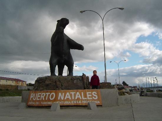 Keoken Patagonia Bed & Breakfast: Puerto Natales e o Milodon