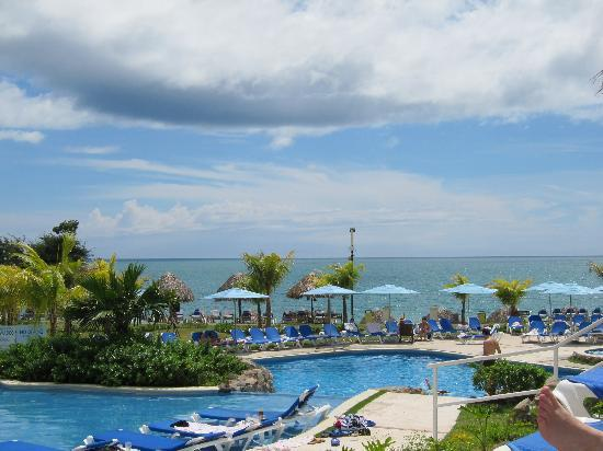 Sheraton Bijao Beach Resort: view from premium ocean view
