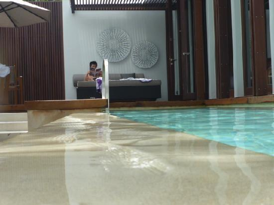 W Koh Samui: private pool and garden