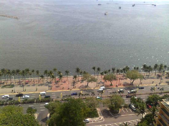 Baywatch Tower Manila: view of bay