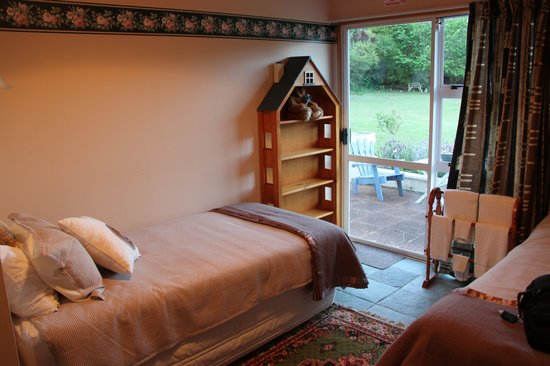 Puhoi, New Zealand: bedroom