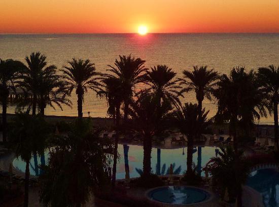 Fantasia Hotel De Luxe : SUNRISE AT FANTASIA HOTEL KEMER