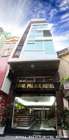 Hanoi Royal Palace Hotel  Reviews