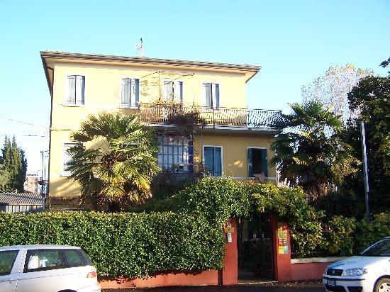Antica Villa Graziella: aspect exterieur de l'hotel