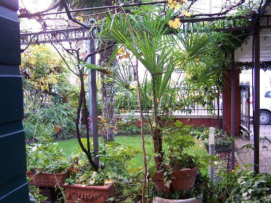 Antica Villa Graziella: Vu de lachambre ou nousétions