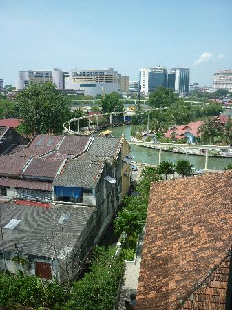 The Majestic Malacca: View From Room
