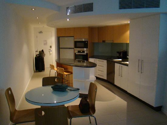 Rumba Beach Resort: cucina