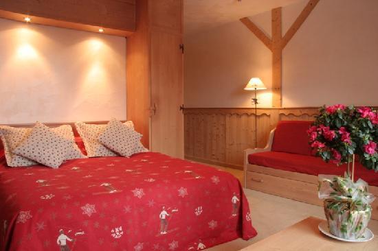 Chalet Matsuzaka Hotel & Spa : Savoyard Bedroom