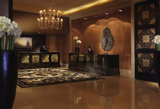 Four Seasons Hotel Beirut: Reception area