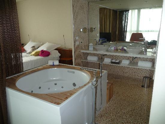 Hotel SB Diagonal Zero : Suite Jacuzzi