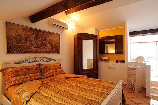 Bed & Breakfast da Giueli: Foto della Suite
