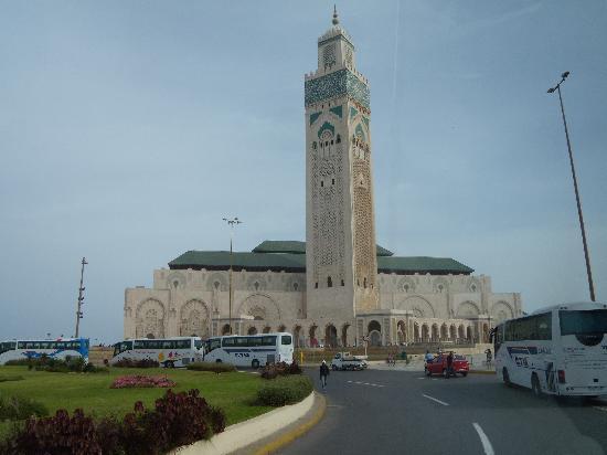 Casablanca, Marokko: Mosquée Hassan II