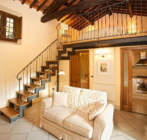 Villa di Piazzano: cottage accommodation