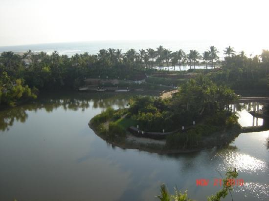Mayan Palace Nuevo Vallarta: MP Lake