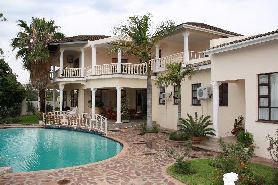 Lebombo Villa: Unterkunft mit Pool