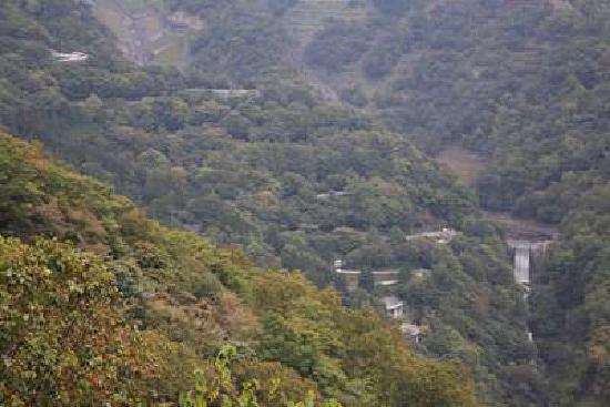 Irohazaka Route : 第一いろは坂