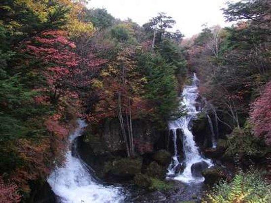 Irohazaka Route : 竜頭の滝