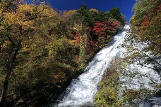 Irohazaka Route : 湯滝