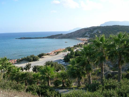 Kos Town, اليونان: Paradise beach - Kefalos