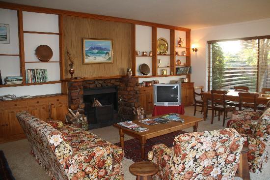 Lakeside Lodge & Spa: Aufenthaltsraum
