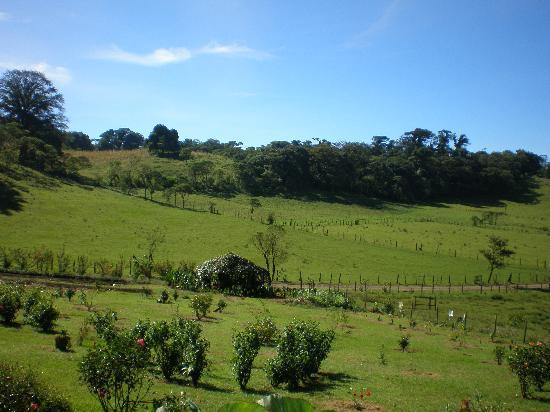 Esteli, Nicarágua: Preciosa vista desde la cabaña