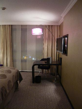 Sofitel Brussels Le Louise: Room 210 (Standard)