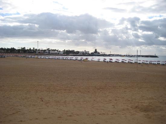 Castillo Mar : Lifes a beach