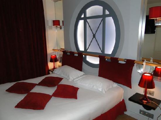 Hôtel Design Secret de Paris: chambre opéra