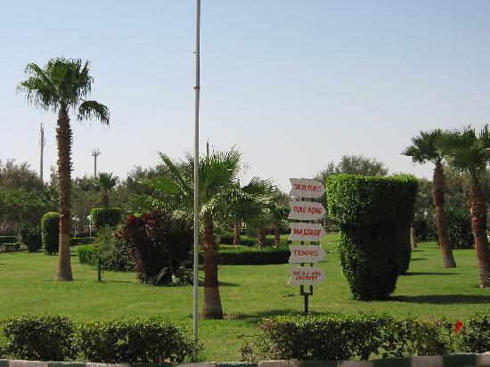 LABRANDA Royal Makadi: côté jardin