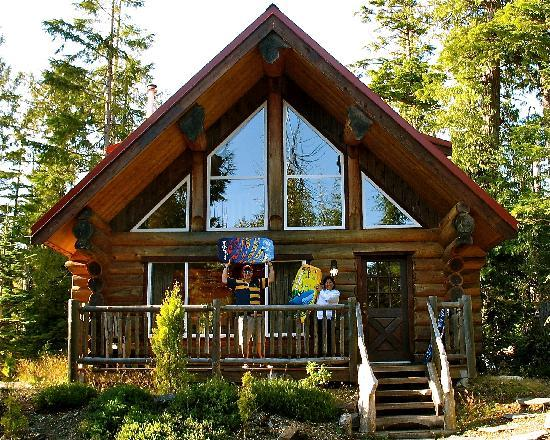 Florencia Bay Hideaway: The Willowbrae Cabin