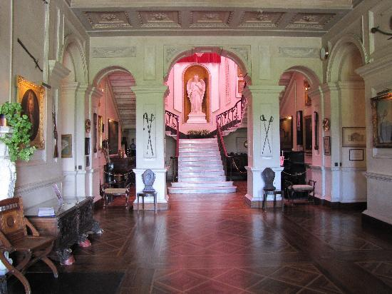 Grand entrance hall, Westport House