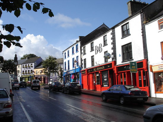 Westport's Main Street