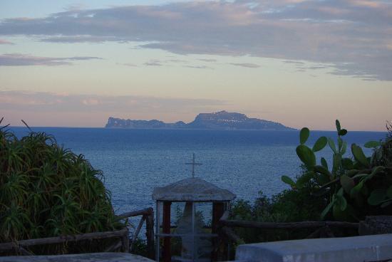 Bacoli, Italie : Capri