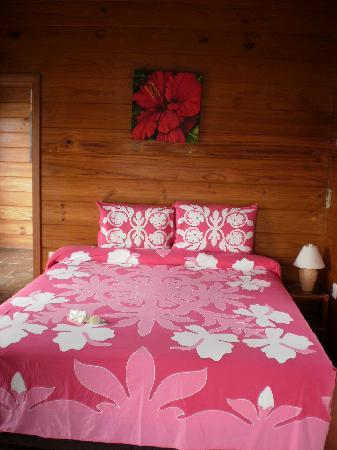 Sokala Villas: Our bedroom