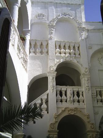 Palazzo Ceuli B&B: Il cortile interno di Palazzo Ceuli