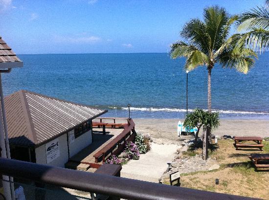 Radisson Blu Resort Fiji Denarau Island : View from our room