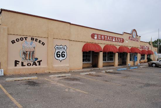 Joe's Bar & Grill Cantina: Esterno