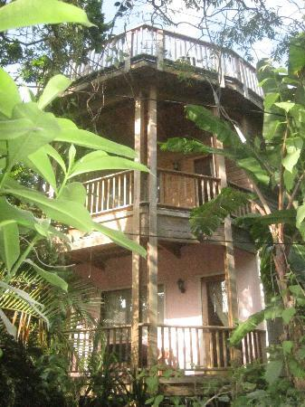 The Lily Pond House Hotel: front