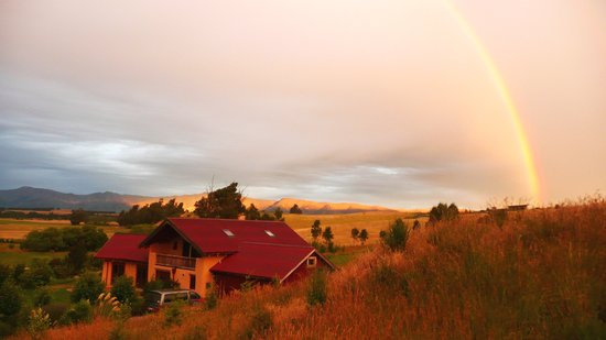 The Hayloft : Somewhere under the rainbow