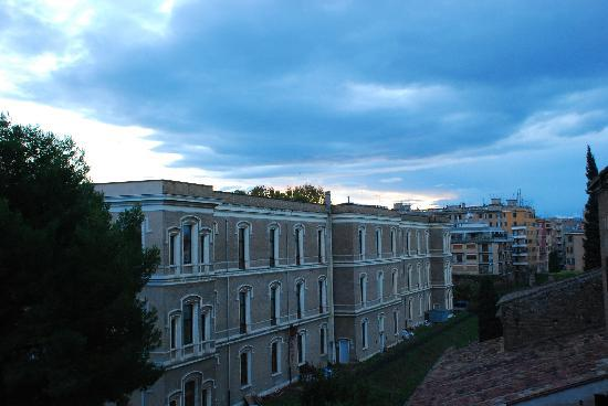Domus Sessoriana Hotel: view from room #40