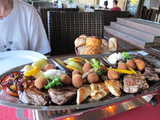 Hotel Opal Exclusive: nice restaurant