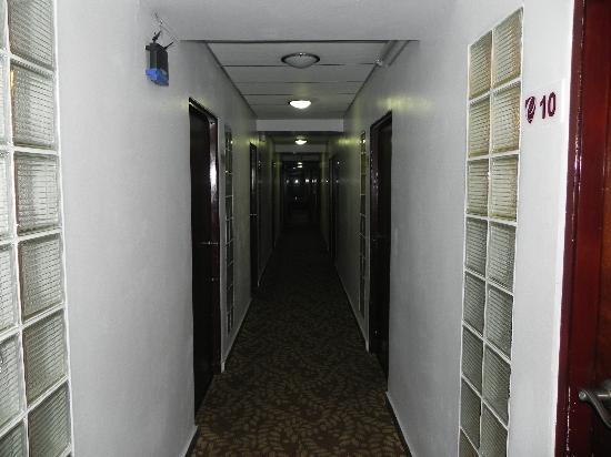 Centrum Tower Suites: este es todo el hotel