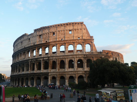 Италия: The Colosseum