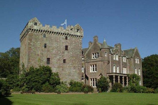 Comlongon Castle Hotel