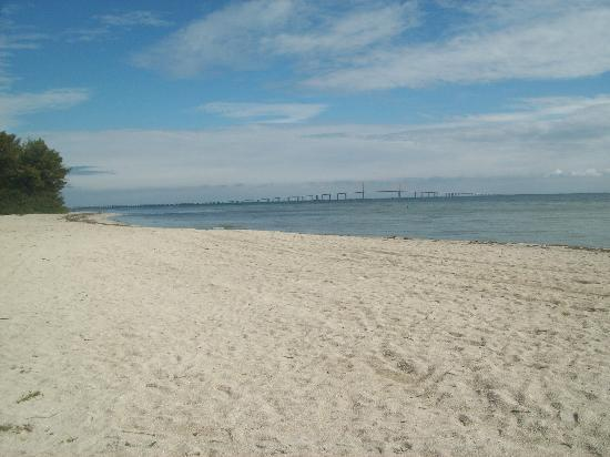Fort De Soto Park: East Beach