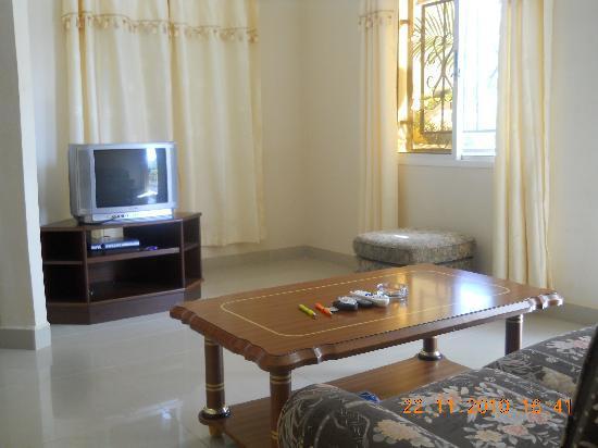 Devon Lodge: lounge